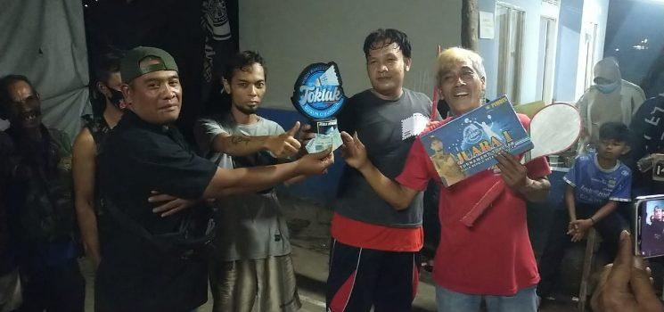Aleng Baron Godol Piala Toktak 2021 Desa Cintamuly