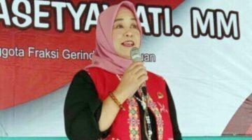 Anggota Komisi 4 DPRD Jawa Barat Ir. Prasetyawati 1
