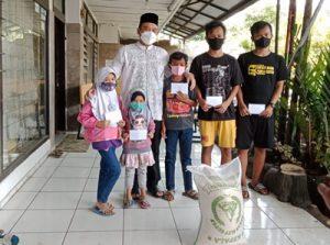 H. Erwin SE Jemput Keberkahan Di Hari Jumat