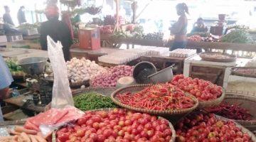 Harga Cabai Rawit Merah di Kota Sukabumi Semakin Pedas
