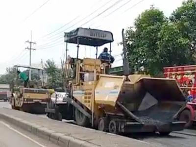 Holding Treatment Kerusakan Jalan di Wilayah IV Jatim Segera Rampung Dikerjakan 1