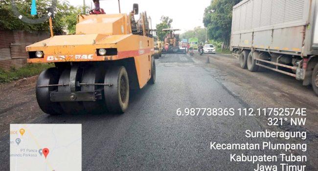 Holding Treatment Kerusakan Jalan di Wilayah IV Jatim Segera Rampung Dikerjakan 3