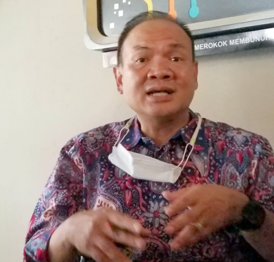 Sidang RTH Bandung, Efran: Tidak Ada Niat Dadang Suganda ...