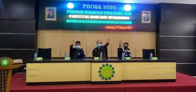 ROSA 2020 Gali Potensi Mahasiswa Bahasa dan Sastra Arab UIN Bandung 1