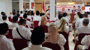 Rakorda DPD Partai Gerindra Jabar Perkuat Solidi