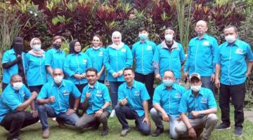 Resmi Pimpin KNPD Jabar Nungky Segera Bentuk Kepengurusan di Tiap Daerah
