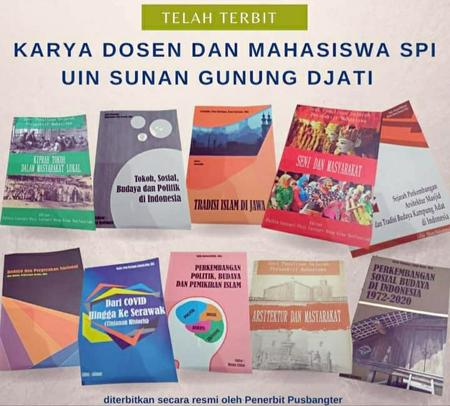 Sekali Praktikum UIN Bandung Terbitkan 30 Buku Karya Mahasiswa 2