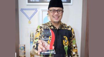 Skor Tertinggi Pemkot Sukabumi Raih Penghargaan Indeks Kota Toleran dari Setara Institute