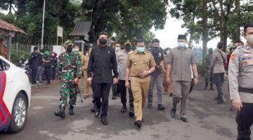 Terapkan SAKIP Desa Sukajaya Mendapat Kehormatan Dikunjungi Menpan RB