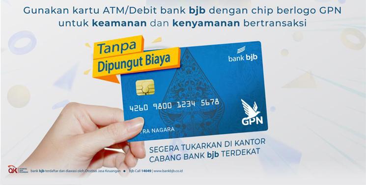 Tukar Kartu ATM dengan Kartu Berteknologi Chip Untuk Transaksi Yang Lebih Aman Nyaman Copy