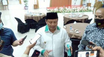 Wagub Jabar Hadiri Peluncuran SPBE Pemkab Sumedang oleh Menpan RB