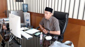 Wakil Ketua DPRD Sumedang Berikan Arahan Dalam FPD Ranwal Renja Perangkat Daerah 2022
