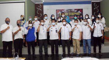 Baksos di Batununggal Hardiyansyah Kepada ASN dan Masyarakat Jangan Sungkan Meminta Bantuan ke PWI Kota Bandung 1