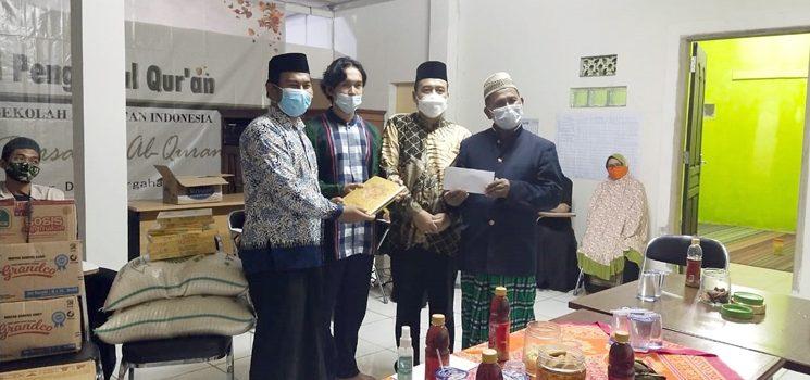 Berikan Bantuan H. Erwin Semoga Rumah Tahfidz Al Quran Lahirkan Hafiz dan Hafizah Terbaik 3