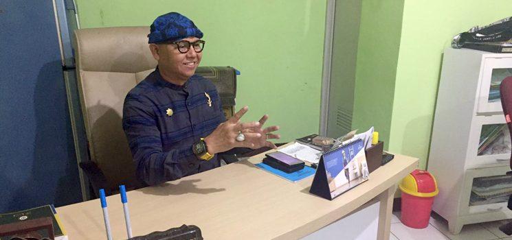 DKP3 Kota Sukabumi Mengklaim Kebutuhan Pangan di Tahun 2021 Tergolong Aman