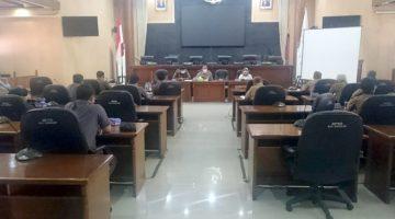 DPRD Sumedang Setujui Permohonan Hibah Tanah Milik Pemkab Kepada Polres Kemenag dan MUI