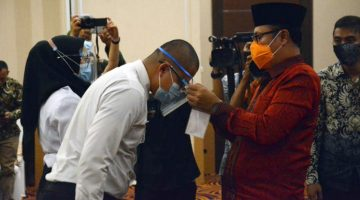 Dibuka Walikota 39 CPNS di Pemkot Sukabumi Ikuti Pelatihan Dasar Angkatan Pertama