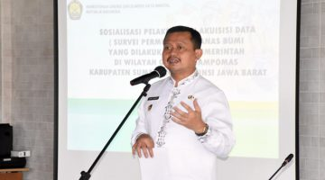 Gunung Tampomas di Kabupaten Sumedang Berpotensi Dikembangkan Sebagai PLTP