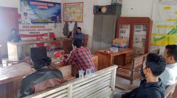 Kecewa Dengan Kinerja Dusun I Warga Datangi Kantor Desa Bantarsari