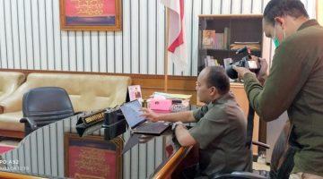 Ketua DPRD Sumedang Ayo Laporkan Pajak Pajak Kuat Indonesia Maju