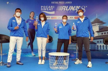 POCARI SWEAT RUN 2021 Event Lari Terbesar di Indonesia Kembali Digelar 1