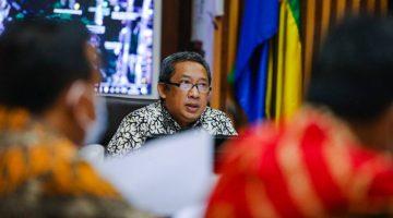 Pemkot Bandung Bakal Tata PKL Kawasan Tegallega