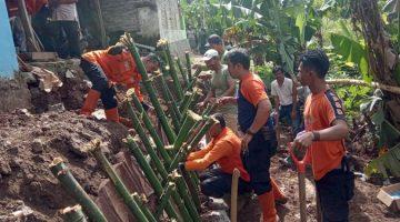 Sepanjang Februari 2021 BPBD Kota Sukabumi Catat Delapan Kejadian Bencana