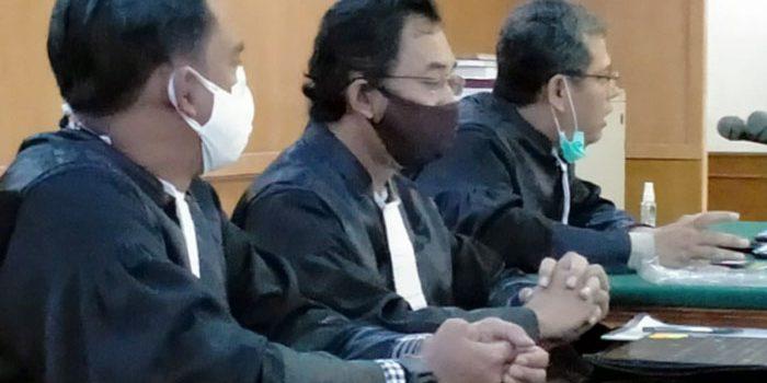 Terdakwa Sakit Sidang RTH Kota Bandung Kembali Tertunda