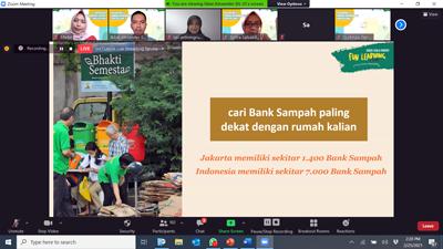 Webinar Green Business Amatil Indonesia Ajak Masyarakat Cerdas Kelola Sampah 2