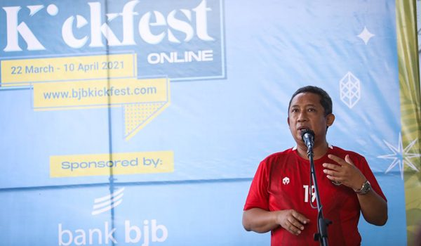 Yana Optimis Bjb Digicash Kickfest 2021 Jadi Inspirasi Pemulihan Ekonomi