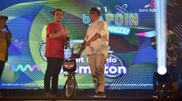 11 Nasabah Pemenang Top Spender bjb Poin Apakah Kamu Termasuk