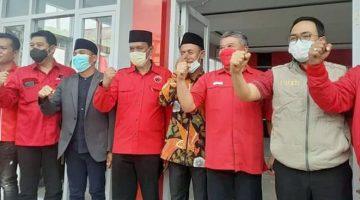 DPC PDIP Kabupaten Pamekasan Resmikan Kantor Baru Ini Harapan Bupati Pamekasan 1