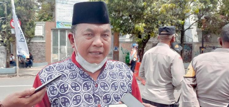 DPMPTSP Kota Sukabumi Raih Predikat Terbaik Penyelenggaraan Pelayanan Publik Tingkat Nasioanal
