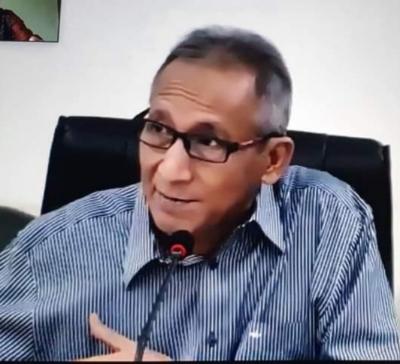 Indra Prawira Pakar Hukum Tata Negara Unpad