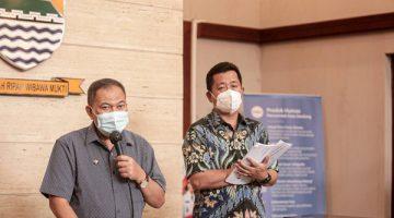 Ini Strategi Oded Akselerasi Persiapkan PTM Di Kota Bandung