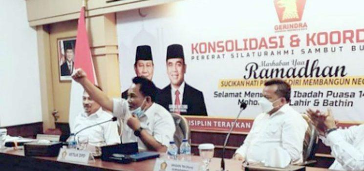 Isyarat Ketua DPD Gerindra Jabar Dukungan Kompak untuk H. Mulyadi 2