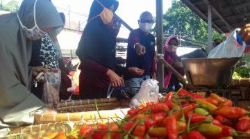 Jelang Ramadhan DKP3 Kota Sukabumi Pantau Sejumla