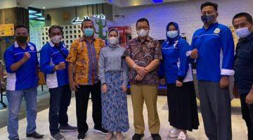 KA KNPI Jabar Sukseskan Vaksinasi di Jawa Barat