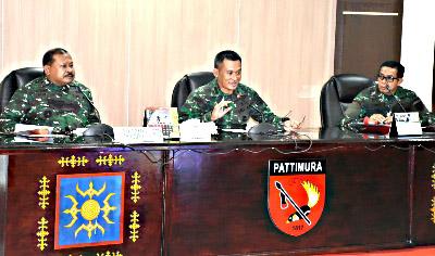 Klassku Kodam XVI Pattimura Dongkrak Kecerdasan Anak anak Maluku 2