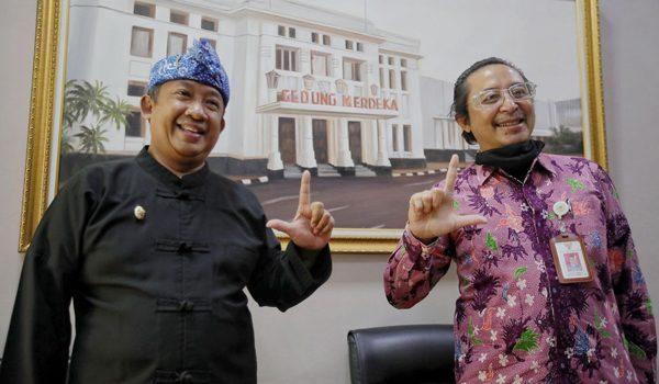 Kota Bandung Berpeluang Jadi Percontohan