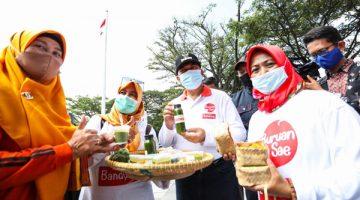 Kota Bandung Wujudkan Ketahanan Pangan Lewat Satu Hati