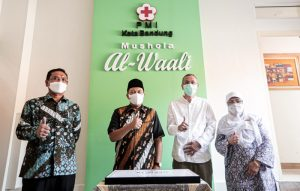 Masjid AlWaali Hadirkan Keseimbangan Di PMI