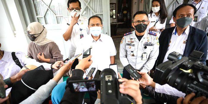 Oded Koordinasikan Aglomerasi Mudik Bandung Raya