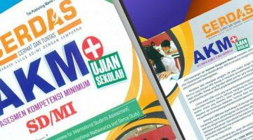 Oknum Jual Dedet Buku AKM SD Hingga Jutaan Rupiah