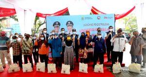 Pemkot Bandung Distribusikan 50 Ribu Subsidi Paket Kebutuhan Pokok