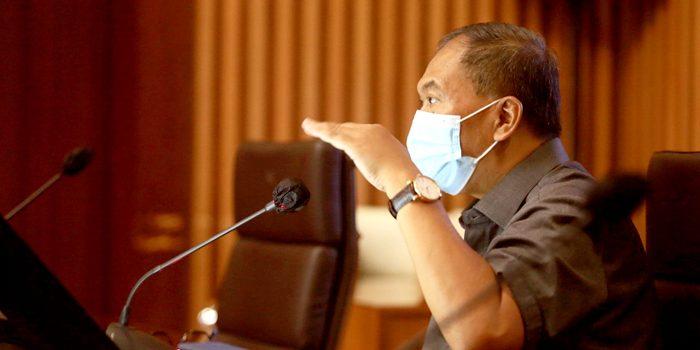 Pemkot Bandung Dukung Rencana Bulan Dana PMI 2021