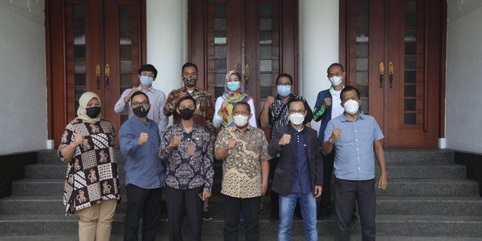 Pemkot Bandung Siap Bantu Populerkan Olahraga Dayung