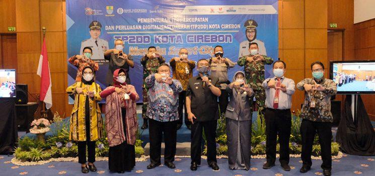 Perluas Transaksi Digital bank bjb Dukung Kota Cirebon Menuju Smart City 2