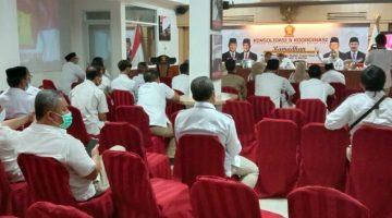 Rakorda DPD Gerindra Jabar Konsolidasi di Masa Pandemi 2