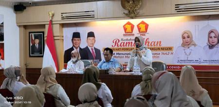 Targetkan 30 Keterwakilan Perempuan di Legislatif PIRA Jabar Terus Lakukan Konsolidasi 1